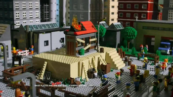 LEGO City Fire Station TV Spot  - Thumbnail 1