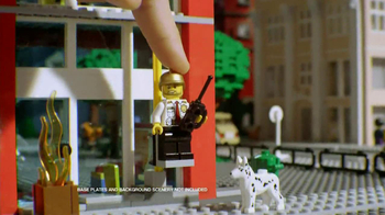 LEGO City Fire Station TV Spot  - Thumbnail 3
