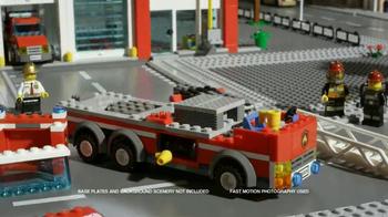 LEGO City Fire Station TV Spot  - Thumbnail 5