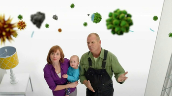 Filtrete Electrostatic Air Filter TV Spot Featuring Mike Holmes - Thumbnail 4