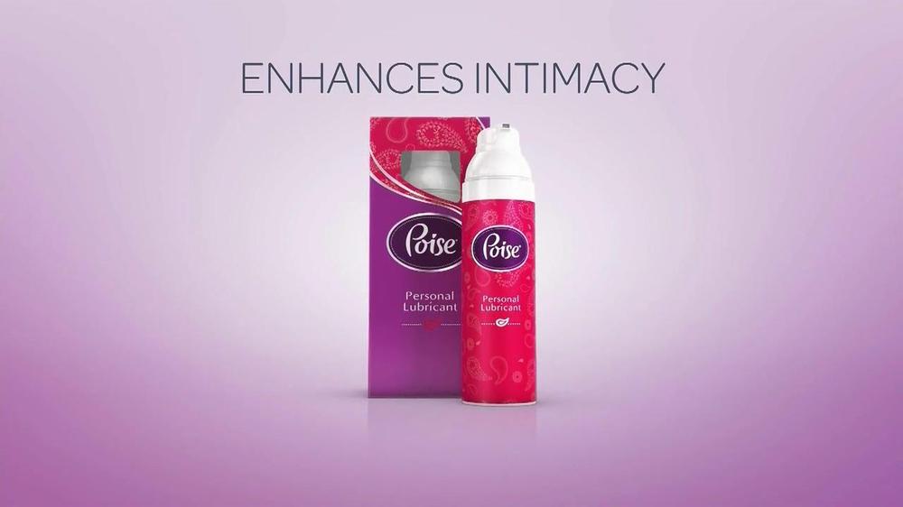 Poise TV Commercial, 'Enjoy Intimacy'