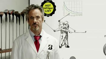 Bridgestone RX Golf Ball TV Spot, 'Laboratory' Featuring David Feherty - Thumbnail 10