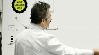 Bridgestone RX Golf Ball TV Spot, 'Laboratory' Featuring David Feherty - Thumbnail 2
