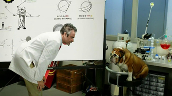 Bridgestone RX Golf Ball TV Spot, 'Laboratory' Featuring David Feherty - Thumbnail 4