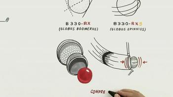 Bridgestone RX Golf Ball TV Spot, 'Laboratory' Featuring David Feherty - Thumbnail 6