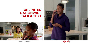 Xfinity Voice TV Spot  - Thumbnail 2