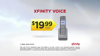 Xfinity Voice TV Spot  - Thumbnail 4
