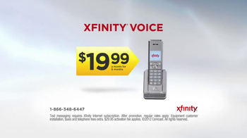 Xfinity Voice TV Spot  - Thumbnail 8
