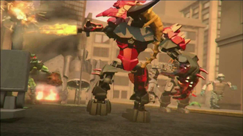 LEGO Hero Factory Brain Attack TV Spot  - Thumbnail 4