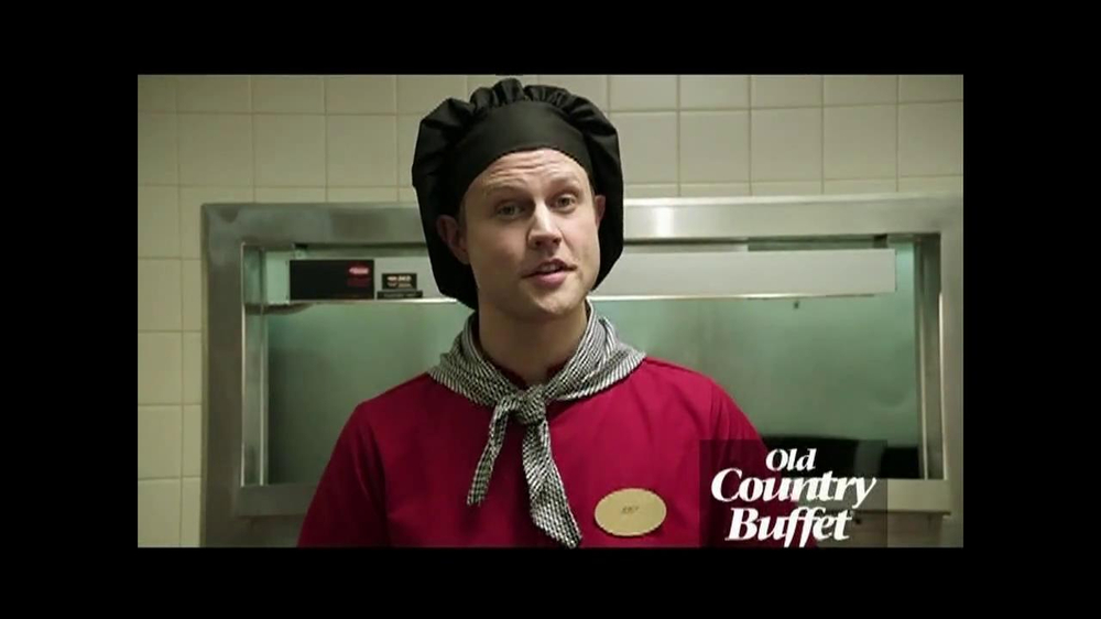 Old Country Buffet Mongolian Stir Fry TV Commercial, 'Wayne'