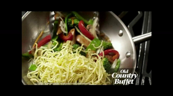 Old Country Buffet Mongolian Stir Fry TV Spot, 'Wayne'  - Thumbnail 10