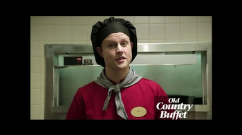Old Country Buffet Mongolian Stir Fry TV Spot, \'Wayne\'
