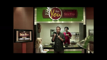Old Country Buffet Mongolian Stir Fry TV Spot, 'Wayne'  - Thumbnail 8