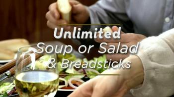 Olive Garden 3-Course Italian Dinner TV Spot - Thumbnail 7