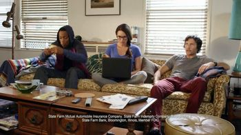 State Farm TV Spot, 'The Girl from 4E' - 4708 commercial airings