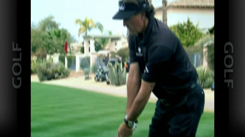 Callaway Razr Fit Xtreme TV Spot, 'Results' Featuring Phil Mickelson - Thumbnail 2