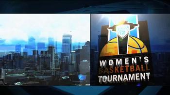 Pac-12 Conference Women's Basketball Tournament TV Spot - Thumbnail 8