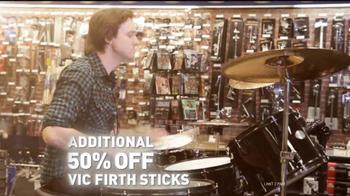 Guitar Center Presidents' Day Weekend Sale TV Spot - Thumbnail 3