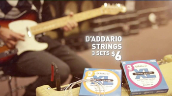 Guitar Center Presidents' Day Weekend Sale TV Spot - Thumbnail 5