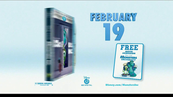 Monsters, Inc. Collectors Edition Blu-ray TV Spot  - Thumbnail 10