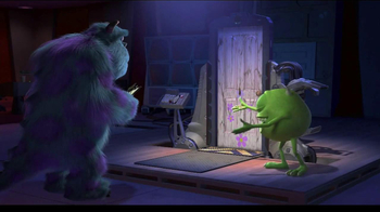 Monsters, Inc. Collectors Edition Blu-ray TV Spot  - Thumbnail 2