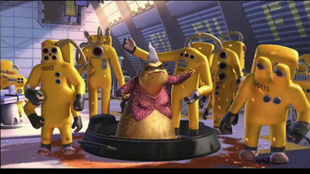 Monsters, Inc. Collectors Edition Blu-ray TV Spot  - Thumbnail 5