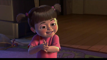 Monsters, Inc. Collectors Edition Blu-ray TV Spot  - Thumbnail 6
