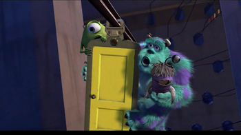 Monsters, Inc. Collectors Edition Blu-ray TV Spot  - Thumbnail 8