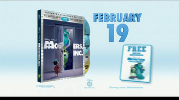 Monsters, Inc. Collectors Edition Blu-ray TV Spot  - Thumbnail 9