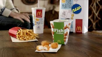 McDonald's Fish McBites TV Spot, 'Fish Plaque' - Thumbnail 9