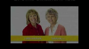 SafeLink TV Spot For SafeLink - Thumbnail 1