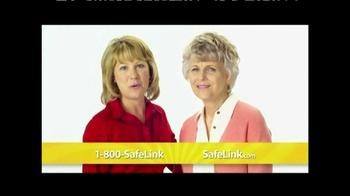 SafeLink TV Spot For SafeLink