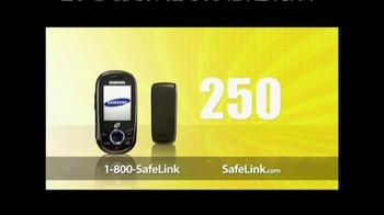 SafeLink TV Spot For SafeLink - Thumbnail 4