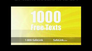 SafeLink TV Spot For SafeLink - Thumbnail 5