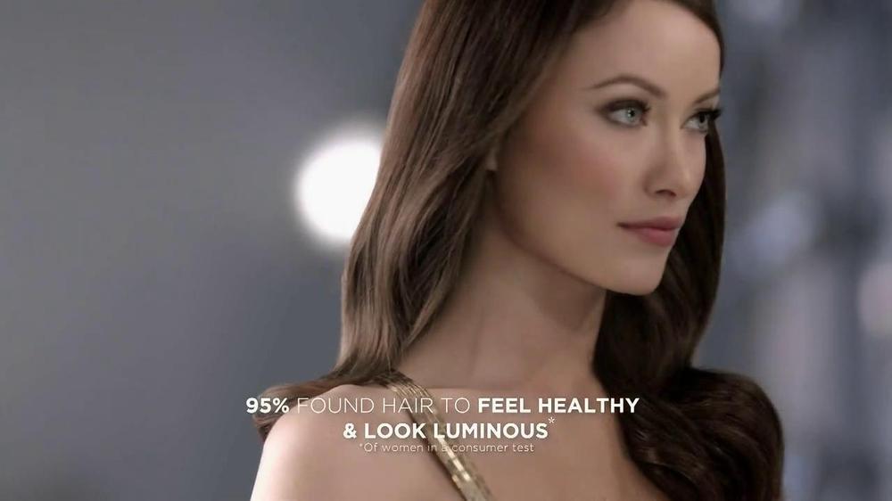 Revlon Luxurious Colorsilk Buttercream TV Commercial Featuring Olivia Wilde