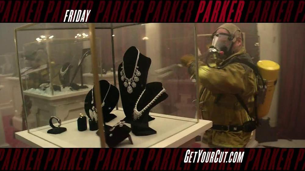 Parker  TV Movie Trailer