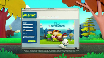 Alamo TV Spot, 'Meet the Getaways' Song by The Go-Go's - Thumbnail 3
