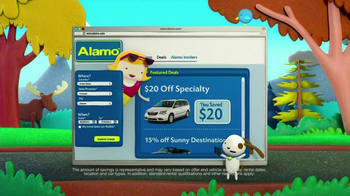 Alamo TV Spot, 'Meet the Getaways' Song by The Go-Go's - Thumbnail 4