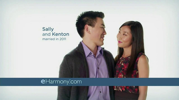 eHarmony TV Spot, \'Relationship Site\'