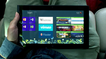 Microsoft Windows 8 TV Spot, 'Fun' Song by Langhorne Slim & the Law - Thumbnail 2