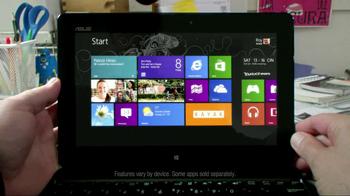 Microsoft Windows 8 TV Spot, 'Fun' Song by Langhorne Slim & the Law - Thumbnail 5