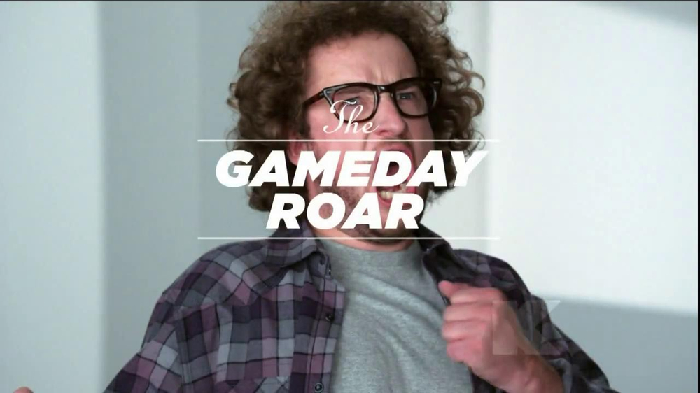 Kmart TV Commercial, 'The Gameday Roar'
