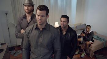 Foot Locker Super Bowl 2013 TV Spot, 'Mirror' Featuring Kris Humphries - Thumbnail 5