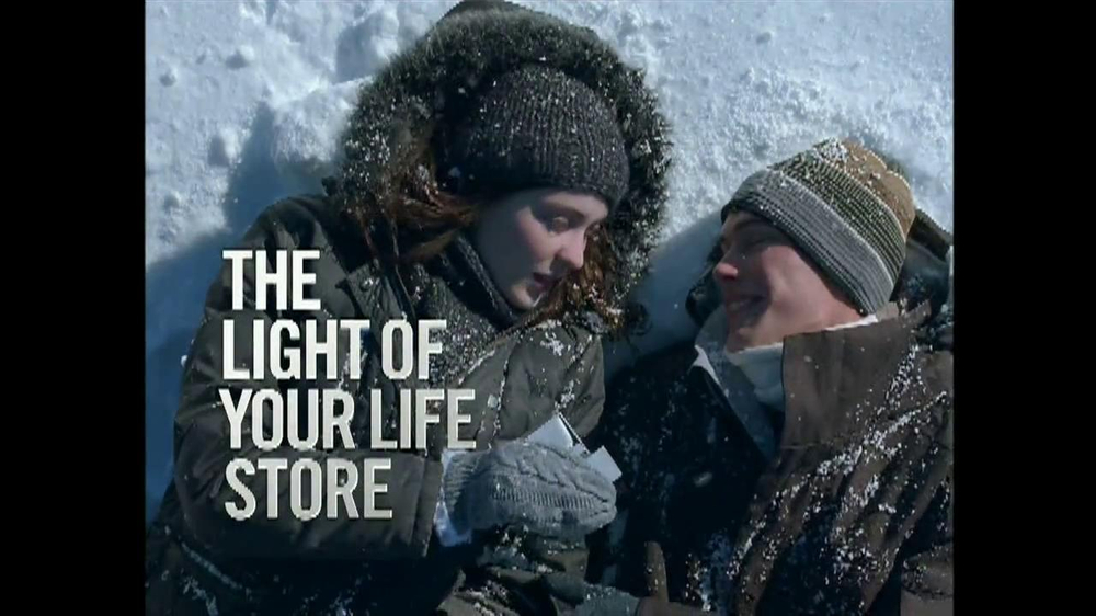 Zales Celebration Diamond Collection TV Commercial, 'Snow Angels' Song by Various Cruelties