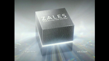 Zales Celebration Diamond Collection TV Spot, 'Snow Angels' Song by Various Cruelties  - Thumbnail 6