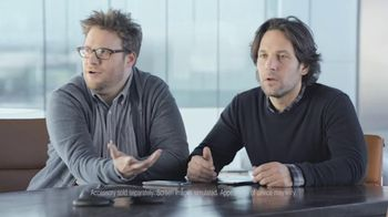Samsung Super Bowl 2013 Teaser TV Spot, 'Trademarked' Ft. Seth Rogen
