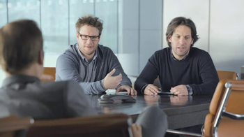 Samsung Super Bowl 2013 Teaser TV Spot, 'Trademarked' Ft. Seth Rogen - Thumbnail 4