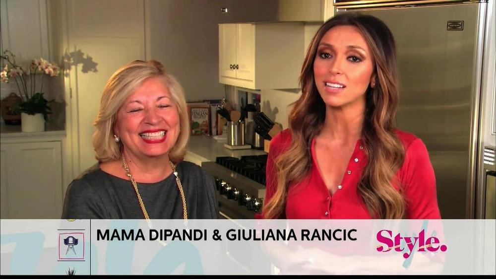 Style Network TV Commercial Giuliana Rancic, Kimora Lee Simmons