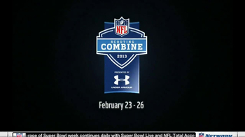 NFL Network TV Spot, 'Scouting Combine 2013' - Thumbnail 10