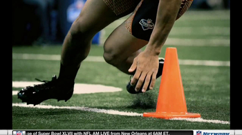 NFL Network TV Spot, 'Scouting Combine 2013' - Thumbnail 4